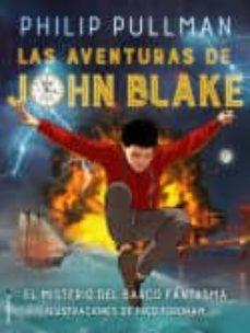 la aventuras de john blake-philip pullman-9788417092450