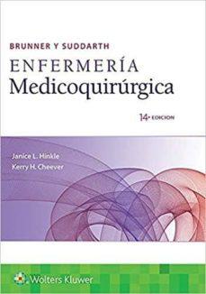 Descargas de pdf gratis ebooks BRUNNER Y SUDDARTH. ENFERMERÍA MEDICOQUIRÚRGICA  de JANICE L. HINKLE