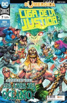 LIGA DE LA JUSTICIA Nº 85/7 - JAMES TYNION IV | Triangledh.org