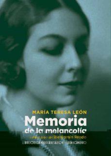 Curiouscongress.es Memoria De La Melancolía Image