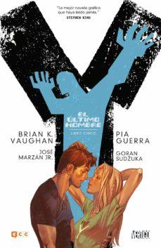 Bressoamisuradi.it Y, El Ultimo Hombre: Libro Cinco (De 5) Image