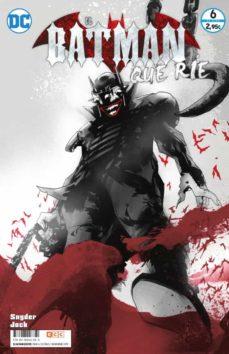 Curiouscongress.es El Batman Que Rie Nº 06 (De 7) Image