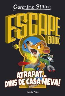 Carreracentenariometro.es Escape Book. Atrapat... Dins De Casa Meva Image