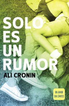 solo es un rumor (girl heart boy 2)-ali cronin-9788420480350