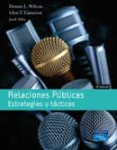 Ojpa.es Relaciones Publicas: Estrategias Y Practicas Image