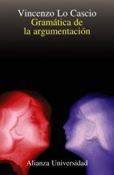 Cdaea.es Gramatica De La Argumentacion: Estrategias Y Estructuras Image