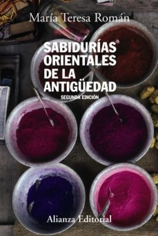 sabidurias orientales de la antigüedad (2ª ed.)-maria teresa roman-9788420648750