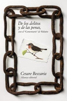Descargar DE LOS DELITOS Y DE LAS PENAS; CON EL COMENTARIO DE VOLTAIRE gratis pdf - leer online