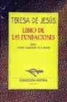 libro de las fundaciones (3ª ed.)-9788423972050