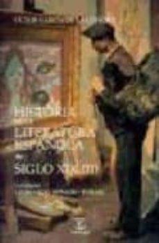 Ojpa.es Historia De La Literatura Española (Vol. Ii): Siglo Xix Image