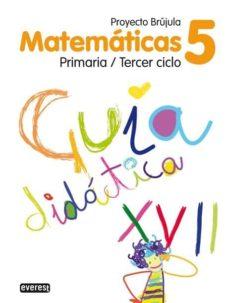 Inmaswan.es Matematicas 5 Educacion Primaria Guia Didactica Brujula Image