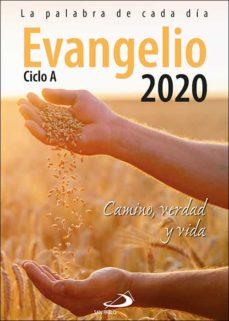Lofficielhommes.es Evangelio 2020 Letra Grande Image