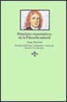 Permacultivo.es Principios Matematicos De La Filosofia Natural (2ª Ed.) Image