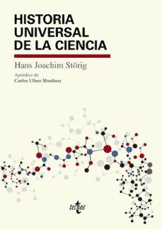 historia universal de la ciencia-hans joachim störig-9788430969050
