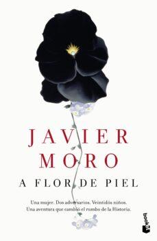 Pdf descarga libros electrónicos gratis A FLOR DE PIEL