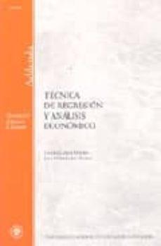 Inmaswan.es Tecnica De Regresion Y Analisis Economico (Addenda) Image