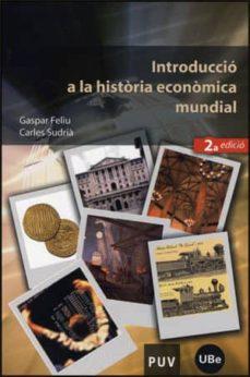 Lofficielhommes.es Introduccio A La Historia Economica Mundial Image