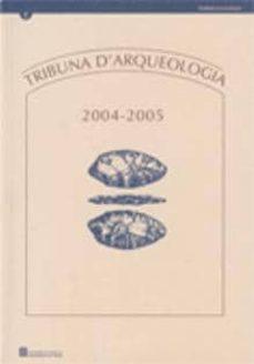Inmaswan.es Tribuna D Arqueologia 2004 - 2005 Image