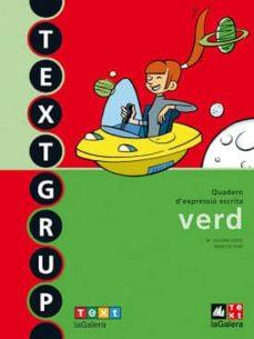 textgrup verd. q. expressió escrita primària 4-9788441219250