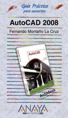 Eldeportedealbacete.es Autocad 2008 (Guia Practica Para Usuarios) Image