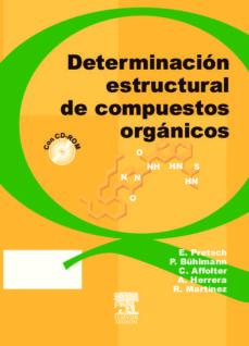 Carreracentenariometro.es Determinacion Estructural De Compuestos Organicos (Incluye Cd) Image