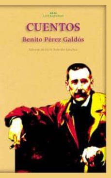 Geekmag.es Benito Perez Galdos: Cuentos Image