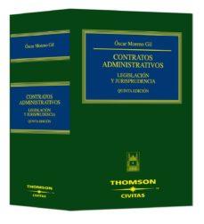 Inmaswan.es Contratos Administrativos (5ª Ed.): Legislacion Y Jurisprudencia Image