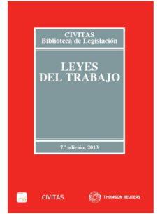 Bressoamisuradi.it Leyes Del Trabajo 2013 Formato Duo (7ª Ed) Image