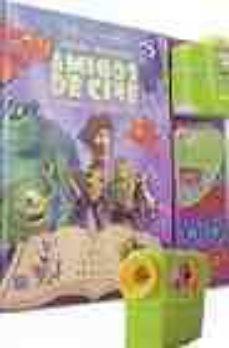 Geekmag.es Amigos De Cine: Grandes Aventuras (Libro &Amp; Proyector) Image