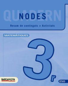 Inmaswan.es Nodes. Matemàtiques. Eso 3. Quadern De Treball Image