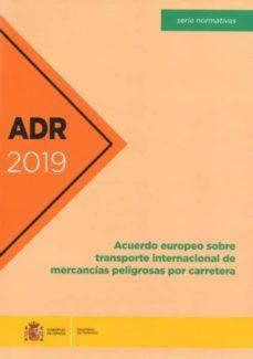 Geekmag.es Adr 2019. Acuerdo Europeo Sobre Transporte Internacional De Merca Ncias Peligrosas Por Carretera Image