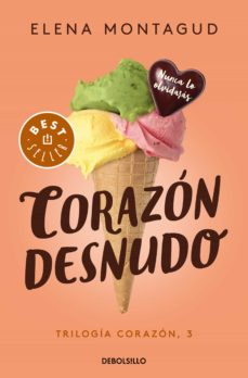 Ebooks para descargar a ipad CORAZON DESNUDO (TRILOGIA CORAZON 3) de ELENA MONTAGUD in Spanish