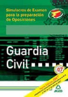 Cronouno.es Guardia Civil. Simulacros De Examen Image