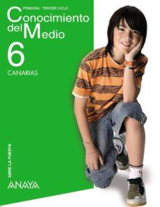 Cdaea.es Conocimiento Del Medio 6º Educacion Primaria Canarias Image