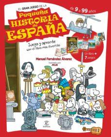 Permacultivo.es El Gran Juego De La Pequeña Historia De España Image