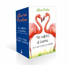Libro de descarga gratuita. ESTUCHE LAURA NORTON (INCLUYE NO CULPES AL KARMA DE LO QUE TE PASA POR GILIPOLLAS; ANTE TODO, MUCHO KARMA) 9788467053050 de LAURA NORTON in Spanish