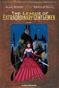 Titantitan.mx La Liga De Los Hombres Extraordinarios Nº1 (Edicion Absolute) Image
