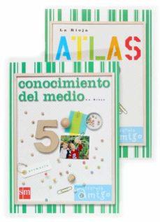 Premioinnovacionsanitaria.es Conocimiento Del Medio, Planeta Amigo (5º Educacion Primaria. La Rioja) Image