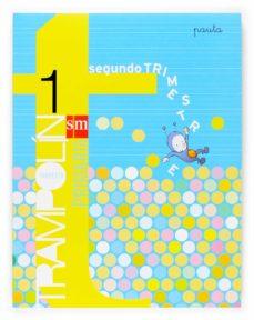 Lofficielhommes.es Trampolin: Globalizado (2º Trimestre) Pauta (1º Educacion Primari A) Image