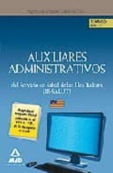 Relaismarechiaro.it Auxiliares Administrativos Del Ib-salut. Temario. Volumen Ii Image