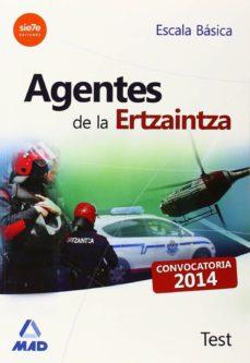 Javiercoterillo.es Agentes De La Ertzaintza. Escala Básica. Test Image