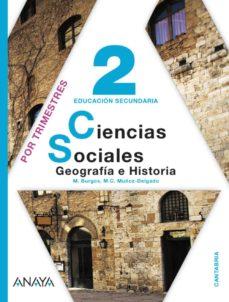 Bressoamisuradi.it Geografía E Historia 2º Educacion Secundaria Cantabria Image