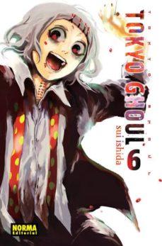 Debatecd.mx Tokyo Ghoul 6 Image