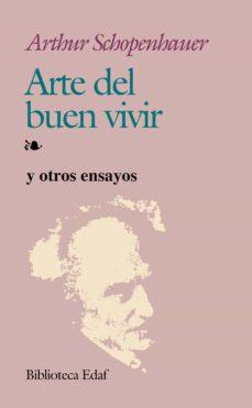 Resultado de imagen para schopenhauer arte del buen vivir