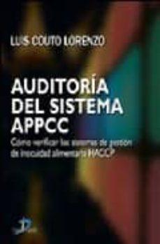 Descargar AUDITORIA DEL SISTEMA DE APPCC gratis pdf - leer online