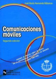 Chapultepecuno.mx Comunicaciones Moviles (2ª Ed.) Image