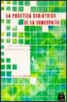 Descarga gratuita de libros para kindle. LA PRACTICA GERIATRICA DE LA HOMEOPATIA