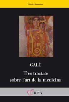 Descargar ebooks for ipad 2 gratis TRES TRACTAS SOBRE L ART DE LA MEDICINA en español DJVU iBook MOBI