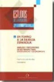 Cdaea.es En Torno A La Familia Española: Analisis Y Reflexiones Desde Pers Pectivas Sociologicas Y Economicas Image