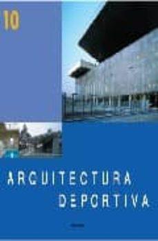 arquitectura deportiva nº 10-9788489150850